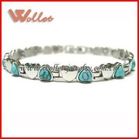 Attractive Turquoise Stone Jewelry for Female