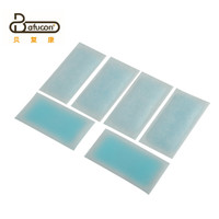 The fastest cooling rate fever cooling gel patch for wholesales