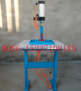 Toy nose setting machine Buttonhole machine