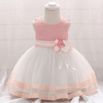 Manufacturer wholesale summer Children Clothing baby girls birthday party dress