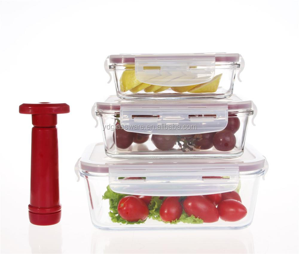 2017 new product leakproof takeaway food container