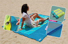 wholesale straw bags camping mat Picnic Mattress Beach Mat sand proof beach blanket self inflating sleeping pad