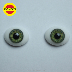 Beauty glass doll eyes for crafts