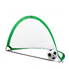 Child Sporting Portable Soccer Goal Folding Pop Up Football Goal for Promotion
