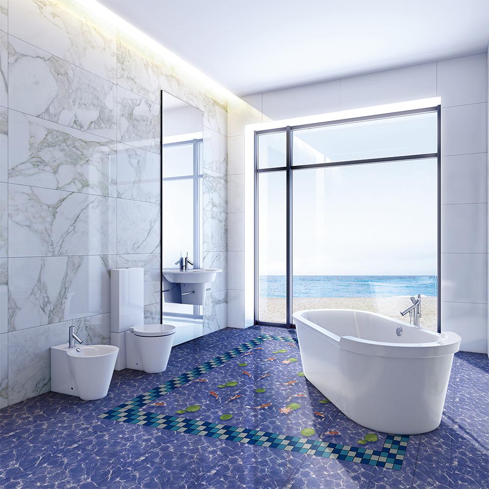 Japan Market 3d Tile Prices,3d Tile Floor,3d Toilet Floor Ceramic ...