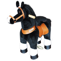 Pony cycle official human power mechanical horses for kids for sale