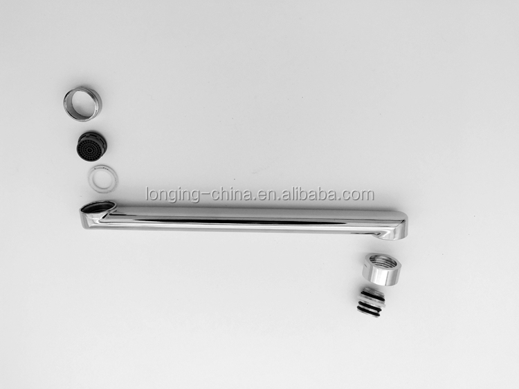 kitchen/wash/basin faucet pipe/ spout/tube
