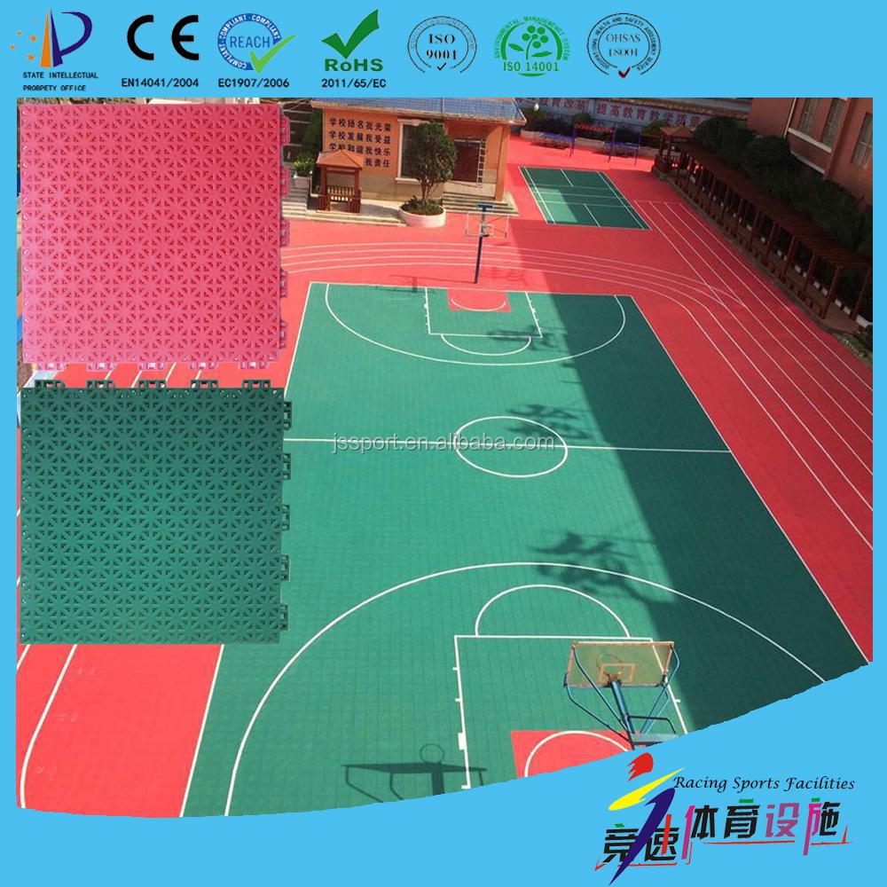 Outdoor Basketball Court Flooring Cost Gurus Floor