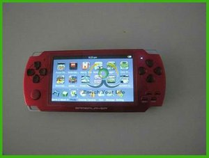 "DMp-008 4.3""screen 16GB PMP game player portable music player"
