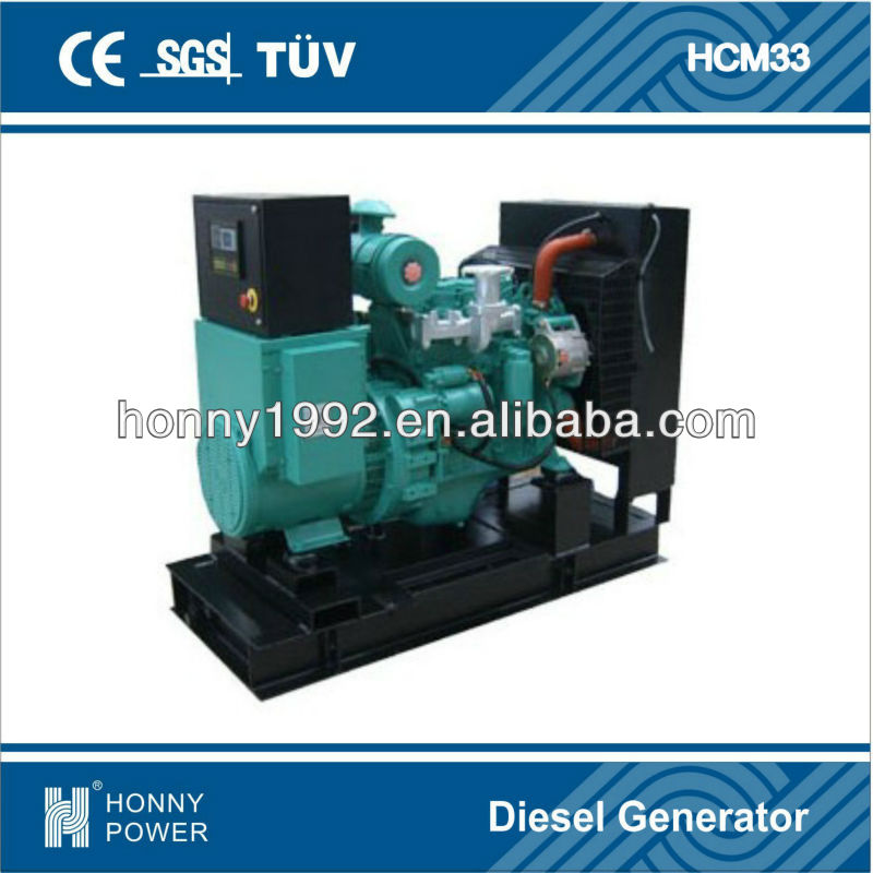 24kW 30kVA 60Hz Diesel Generator set Soundproof type