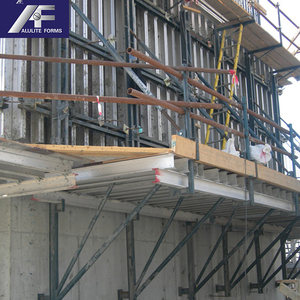 Economic And Efficient adjustable shuttering column and wall formwork