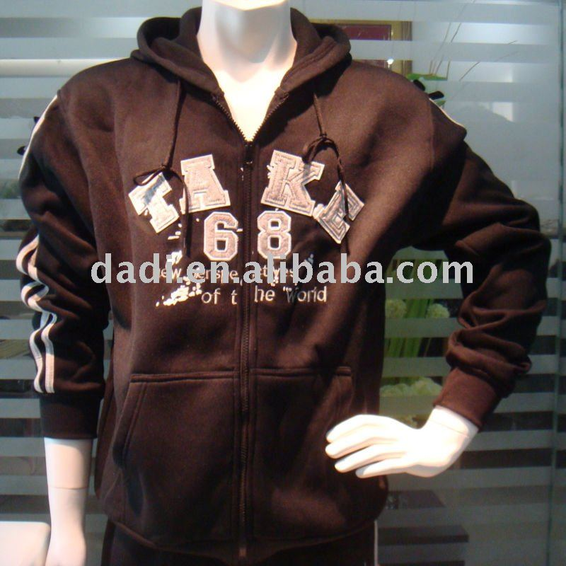 EMBROIDERY mens fashion sportswear 2012