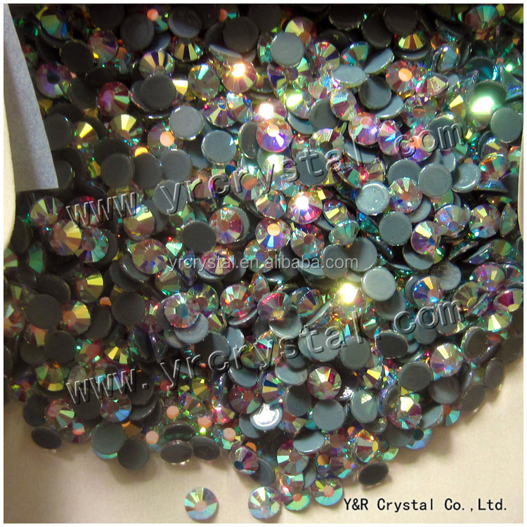 China hot fix rhinestones,hot fix stones for clothes decoration