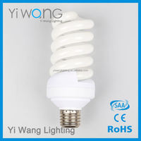 T8 E40 Full Spiral Energy Saving Lamp Ccfl Spiral Lamp 25W