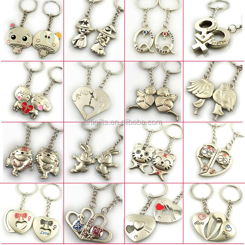 Customized couple new model brands of key ring organizer manufacture