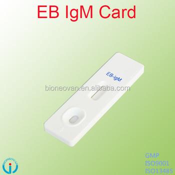 Good Quality Epstein-barr Virus Rapid Test - Buy Ebv Rapid Test,Ebv  Test,Epstein-barr Rapid Test Product on Alibaba com