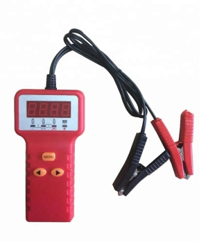 New car 12v battery capacity tester