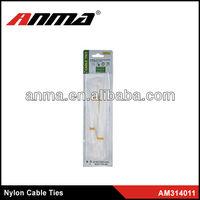 Colorful reusable self lock Nylon cable tie uv resistant nylon zip ties