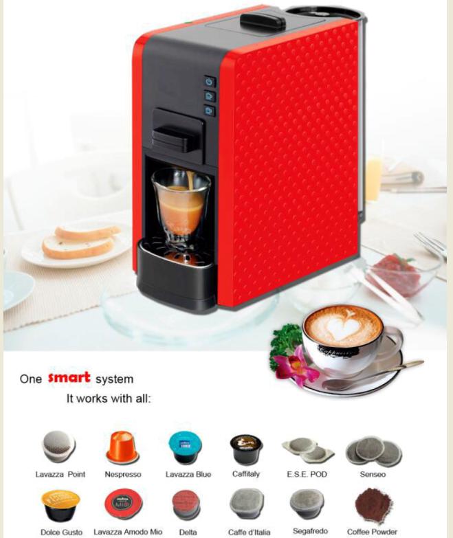 Nespresso Lavazza Blue Fap Caffitaly Podmultifold Capsule Coffee Maker Machine Buy Nressprrso Faplavazza Pointnressprso Capsule Machine