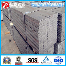 Q235 hot-rolled flat steel are used for steel grating made in china