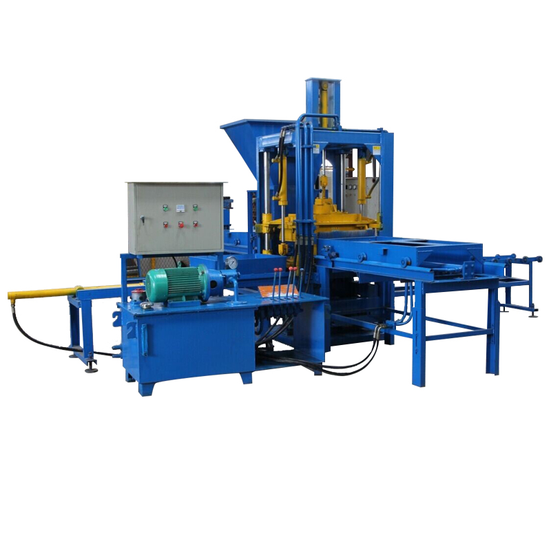 High quality QTF 3-20 automatic brick making machine for color paver