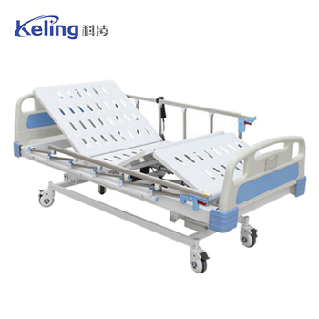 2 Cranks Manual Lift Hospital Bed Prices Hospital Beds For Sale