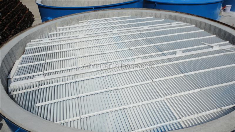 Mist Cooling Tower : Light weight cooling tower demister drift vane pack mist