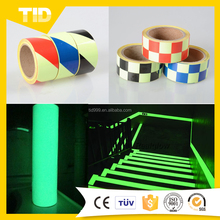 Luminous vinyl roll film , glow in the dark for car wrapping Glow in the Dark Vinyl luminescent Vinyl