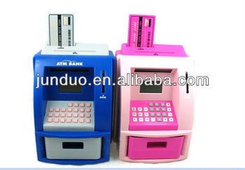 69a3614ac Hello Kitty Atm Money Box,Electronic Coin Bank,Mini Cash Bank - Buy ...