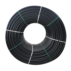 Underground HDPE Conduit for Optical Cable