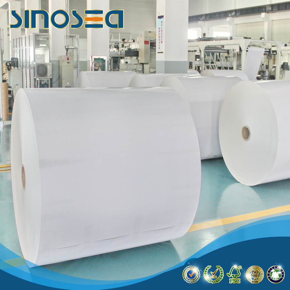 180gsm coated grey back duplex paper board