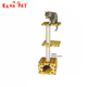 Hot sales wholesale plastic cat tree
