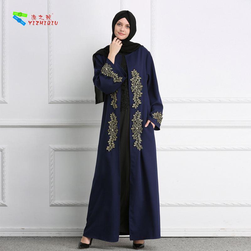 YIZHIQIU muslim prayer abaya woman islamic abaya abaya dubai