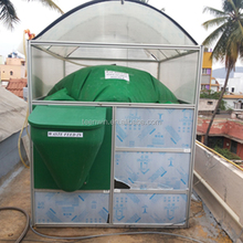 Teenwin Small biogas plant portable biogas plant to hold methane
