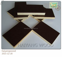 Chinese Film faced plywood for construction waterproof material in linyi factory of plywood