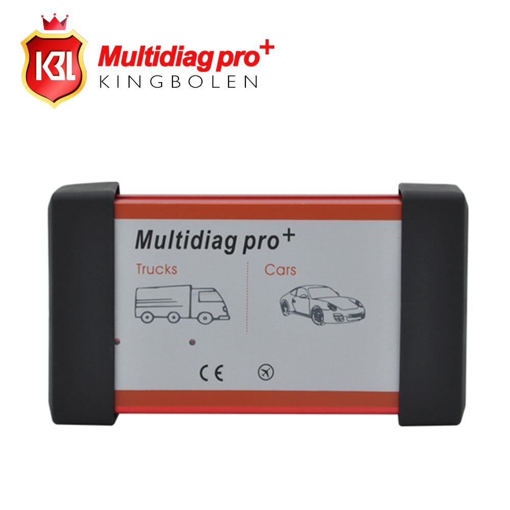2015 бесплатная доставка Multidiag PRO + без Bluetooth 2014. R2 программного обеспечения TCS PRO + с многоязычным мульти диагно плюс