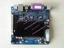 Mini itx motherboard d525 single network serial 2 itx m52x21d fan ip25x4