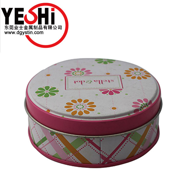 Customized Wholesale Metal Candy Tin Box