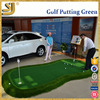 Hot selling 2016 model large High-grade customized Shape and size golf putting green