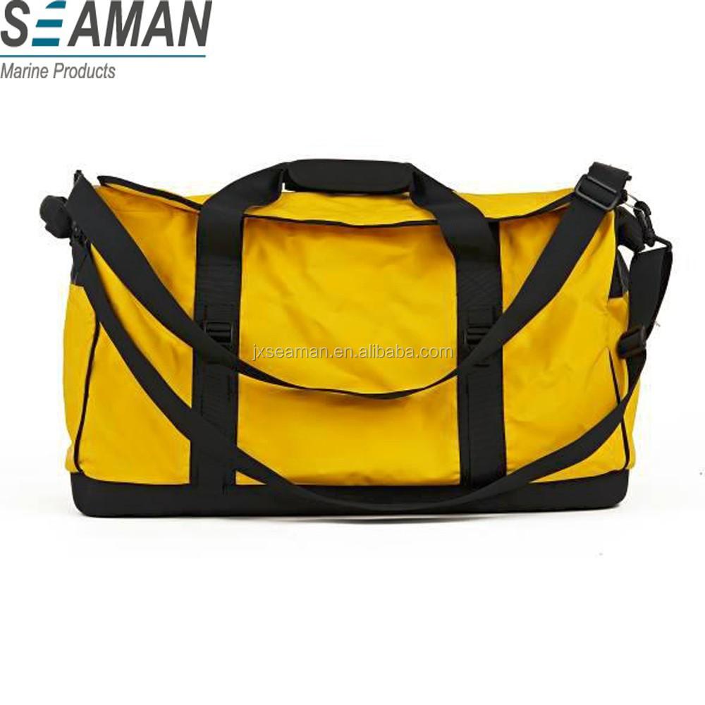 395994994504 Dry Pak Waterproof Duffel Bag With Black Hard Bottom - Buy ...