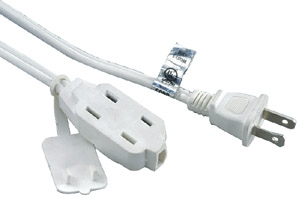 American ul approved flat wire extension cord