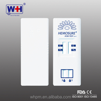 Hemosure One-Step Immunological Hemoglobin and Transferrin 2in1 Test