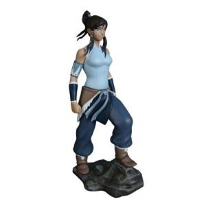 Dark Horse Deluxe The Legend of Korra: Korra Statuette