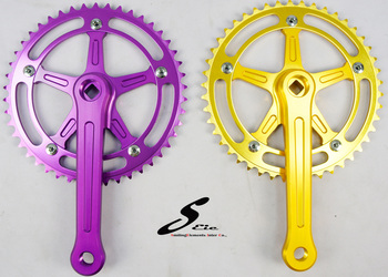 SEic bicycle hollow CNC crank & chainwheel