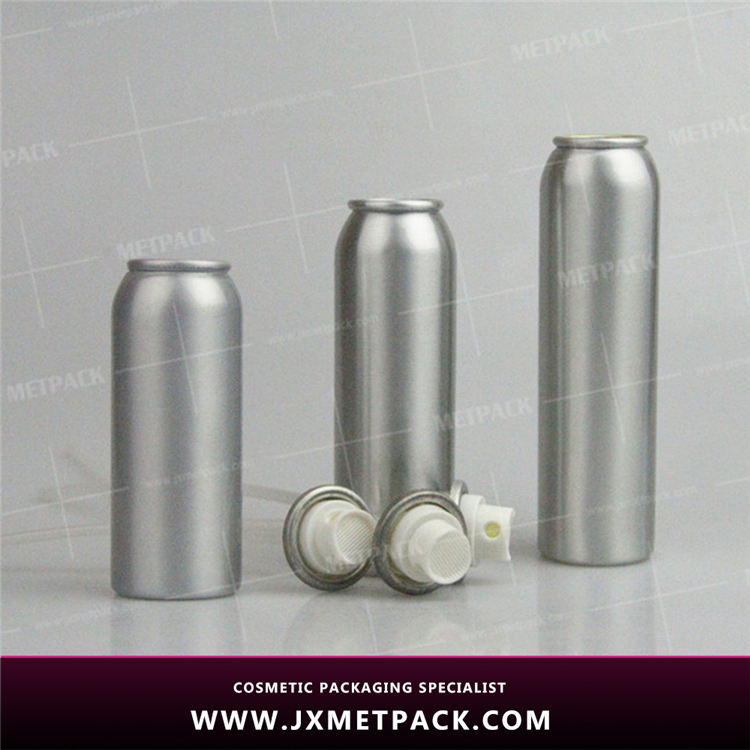 Tinplate/Aluminium empty Aerosol packing Can for sale