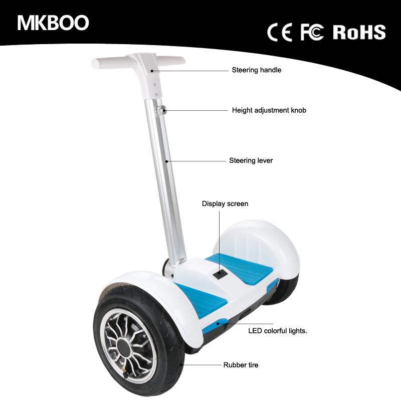 hoverboard hoverboard honda cc motocicleta elctrica con mango de ruedas scooter con luz led