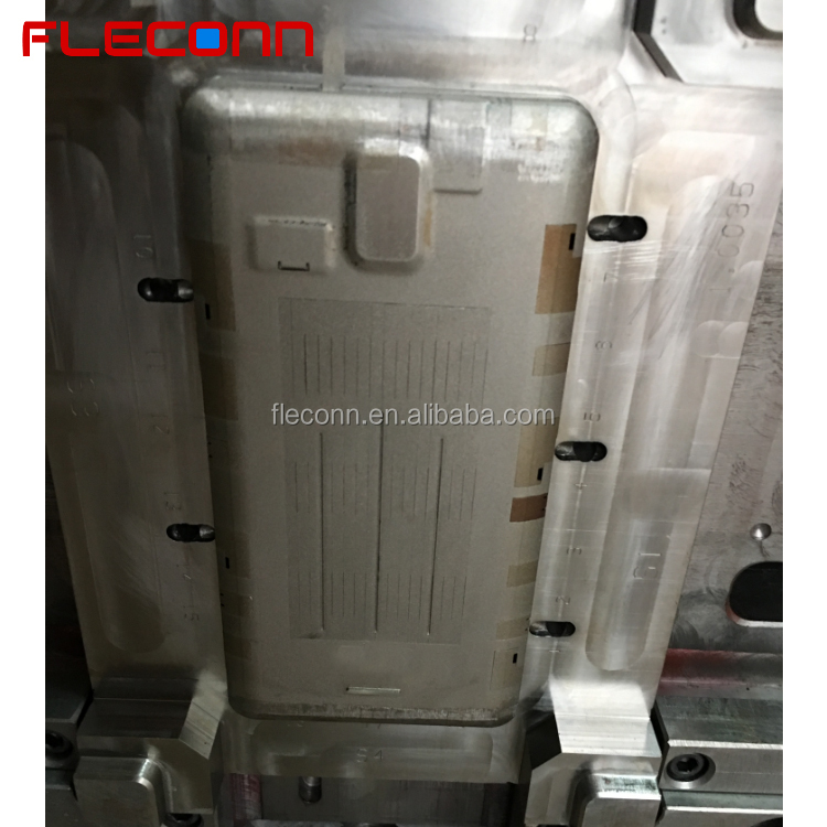 Custom Plastic Injection Mould for Mobile Phone Housing Rear Cover Case Back Shell