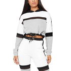 Two piece track suit w...