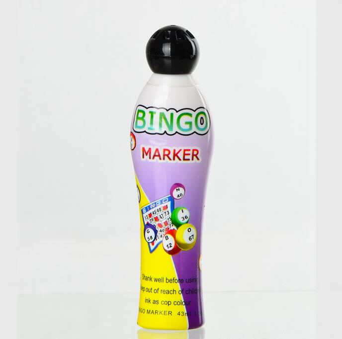 43ml bingo dabber,Classic style CH2810 and high quality inks,best selling in Europe