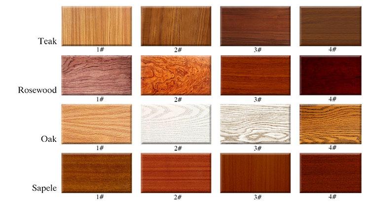 Veneered Wooden Solid Core Flush Door